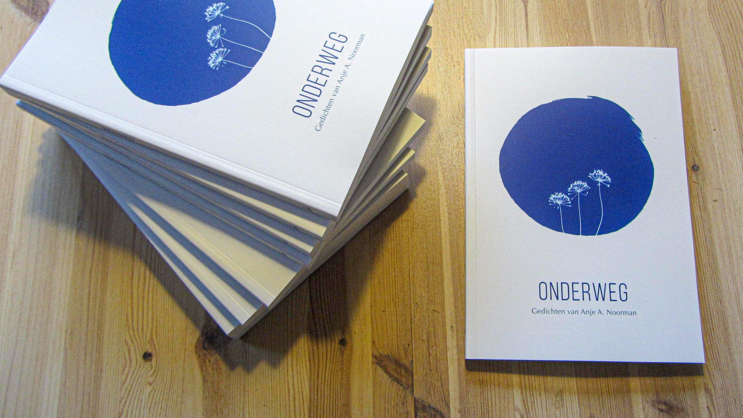lancering dichtbundel ONDERWEG | Studio MEEMS