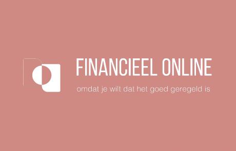 Logo Financieel Online door Studio MEEMS