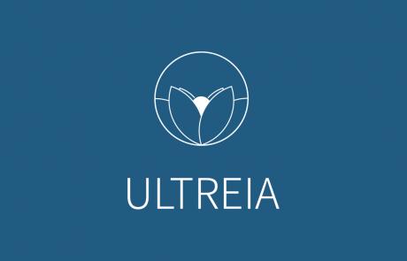 Logo Ultreia door Studio MEEMS