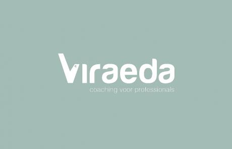 Logo Viraeda door Studio MEEMS